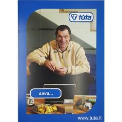 2003 - 2004 Tūta - sava