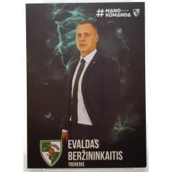 2019 - 2020 Kauno Žalgiris