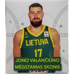 2019 Lietuvos vyrų...