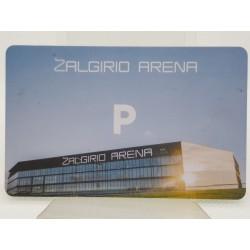 2018-19 Žalgirio arenos...
