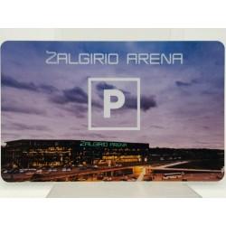 2017-18 Žalgirio arenos...