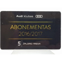 2016-17 Žalgirio sezono...
