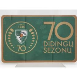 2014-15 Žalgirio  sezono...