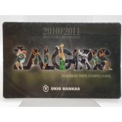 2010-11 Žalgirio  sezono...
