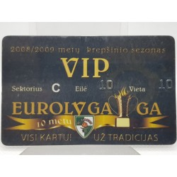 2008-09 Žalgirio  sezono...