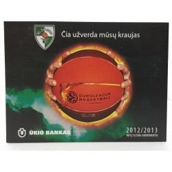 2012-13 Žalgirio  sezono...