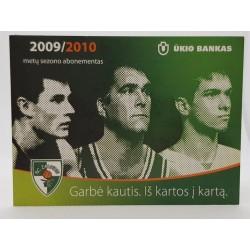 2009-10 Žalgirio  sezono...