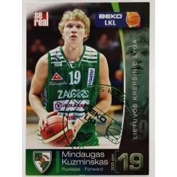 2011-12 Sereal Beko LKL green