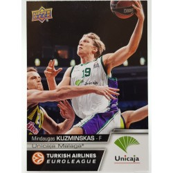 2015-16 Upper Deck Euroleague
