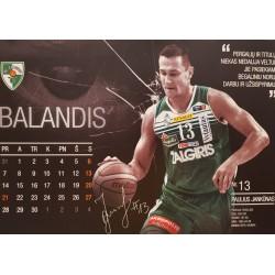 2014 Metų Žalgirio Kalendorius