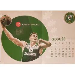 2015 Metų Žalgirio Kalendorius