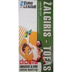 1999-2000 EUROLYGOS RUNGTYNĖS