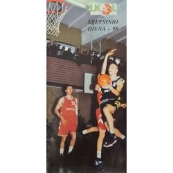 1998 LKAL Krepšinio diena