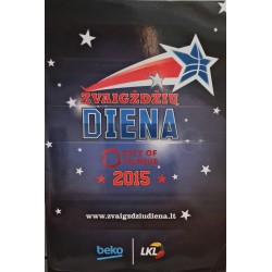 2015 LKL Žvaigždžių diena