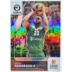 2016  Upper Deck Euroleague...