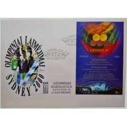 2000 Sydney - Olimpiniai...