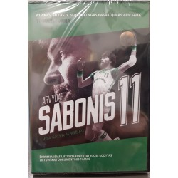 DVD Arvydas Sabonis 11 visa...